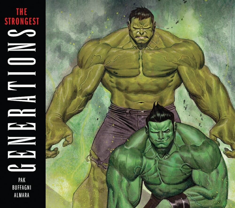 Generations – Banner Hulk Totally Awesome Hulk #1 Review