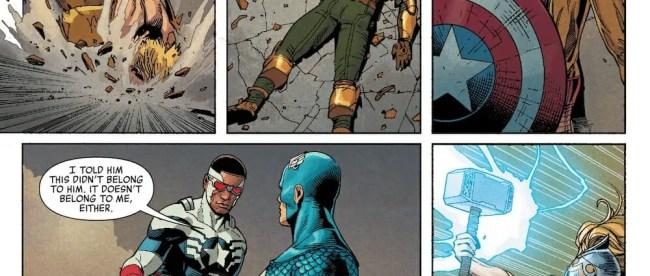 Captain America #10 Review