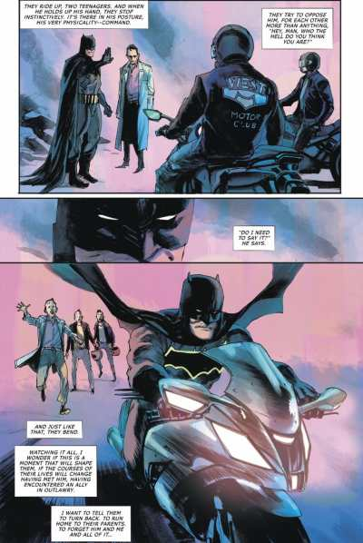 All-Star Batman #13 Moment
