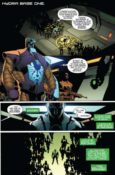 Amazing Spider-Man #31 Moment