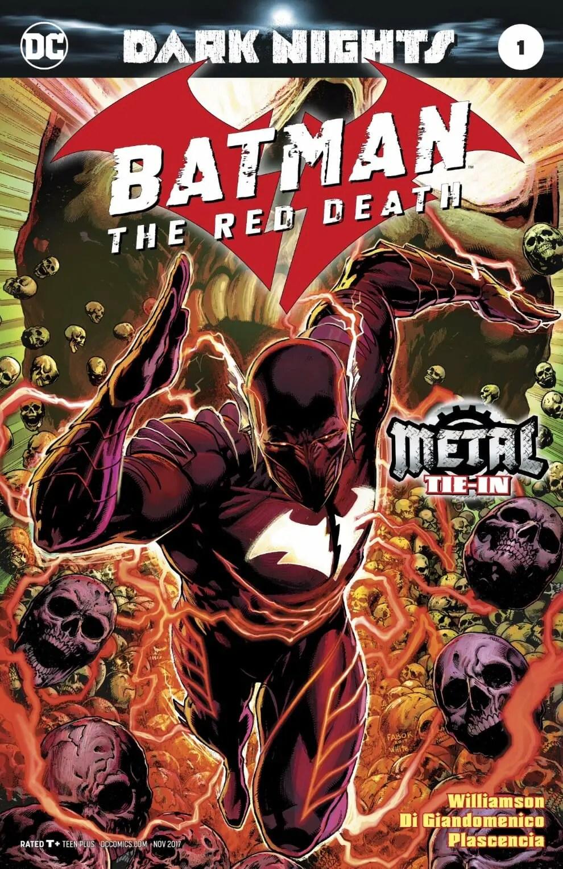 Batman: The Red Death #1 (Dark Nights Tie-In) Review