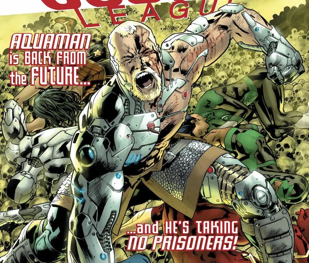 Justice League #28 Review