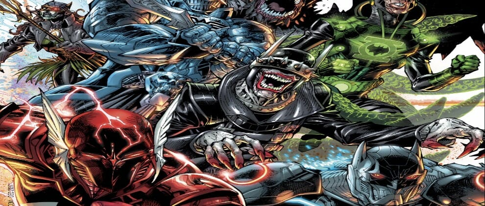 Dark Nights: Metal #3 Review