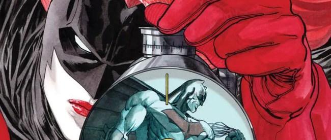 Detective Comics 973
