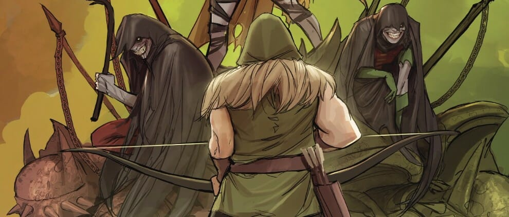 Green Arrow #32 (Dark Nights: Metal Tie-In) Review