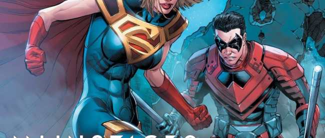 Injustice 2 Chapter 26 Review
