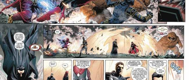 Detective Comics #968 Review