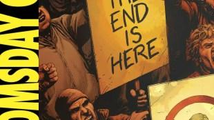 Doomsday Clock #1 Review