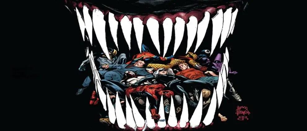 Amazing Spider-Man & Venom: Venom Inc. Alpha #1 Review