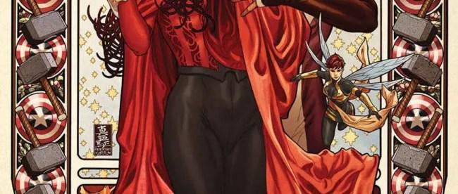 Avengers #688 Cover