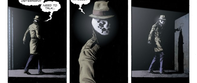DC Comics Doomsday Clock #3 Review