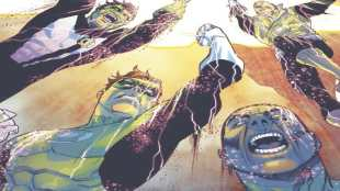 Hal Jordan And The Green Lantern Corps #36 Review