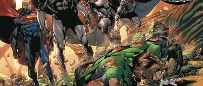 Hal Jordan And The Green Lantern Corps #37 Review