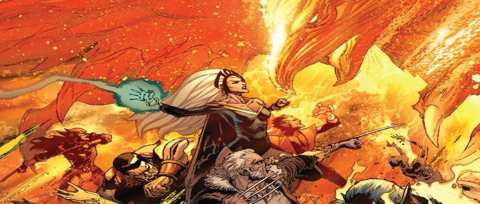 Phoenix Resurrection: The Return Of Jean Grey #4 Review