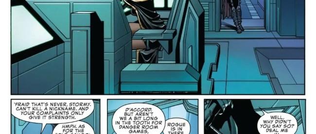 Rogue & Gambit #1 Review