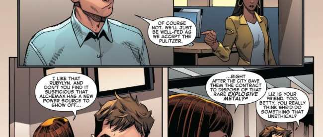 Amazing Spider-Man #796 Review