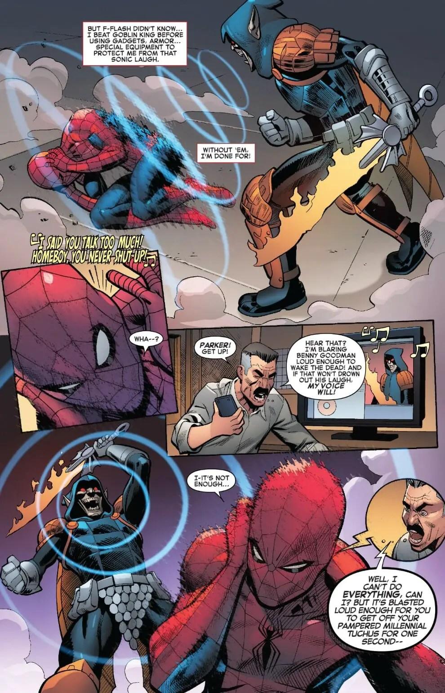 amazing spider man 796 review comic book revolution