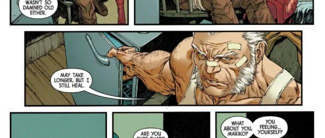 Old Man Logan #34 Review