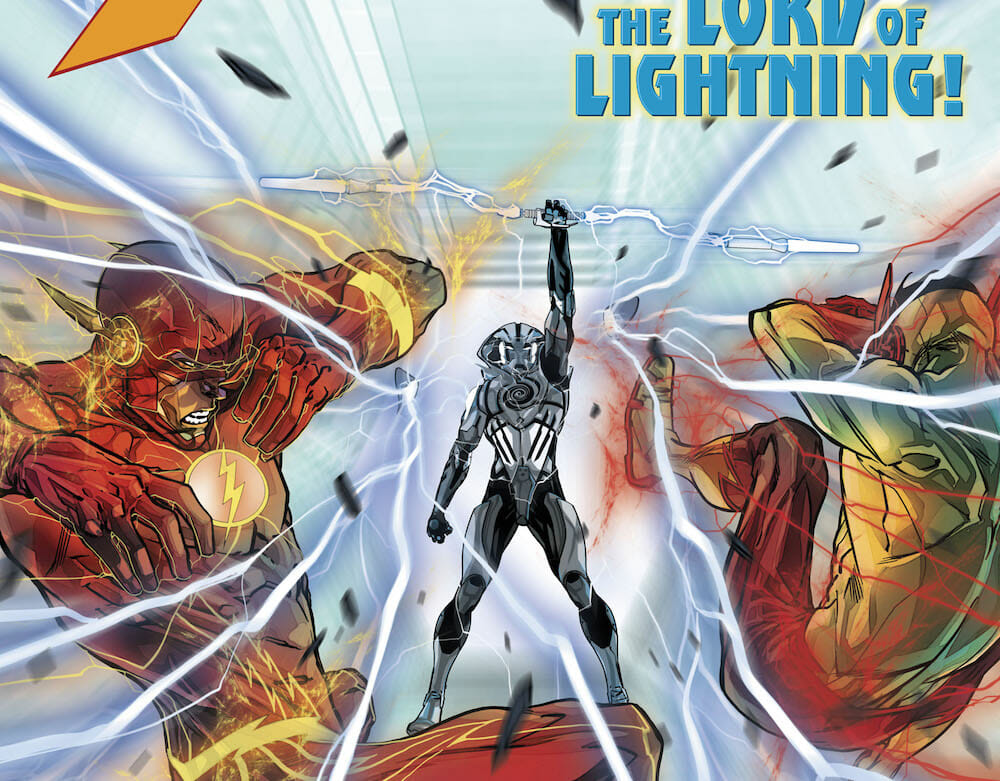 The Flash #40 Review