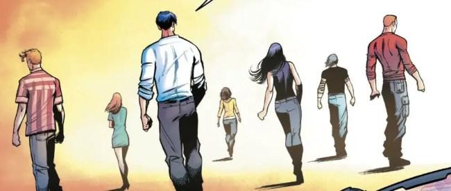 Titans #20 Review