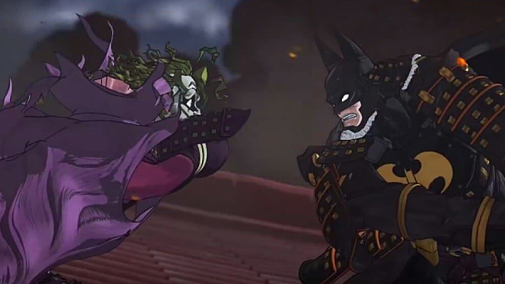 Wondercon 2018 Batman Ninja Review Comic Book Revolution