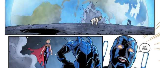 Injustice 2 Chapter 48 Review