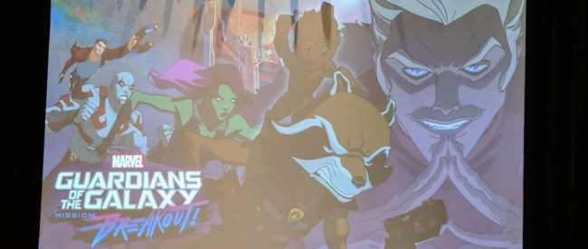 WonderCon 2018: Marvel Animation: From Pencil To Screen