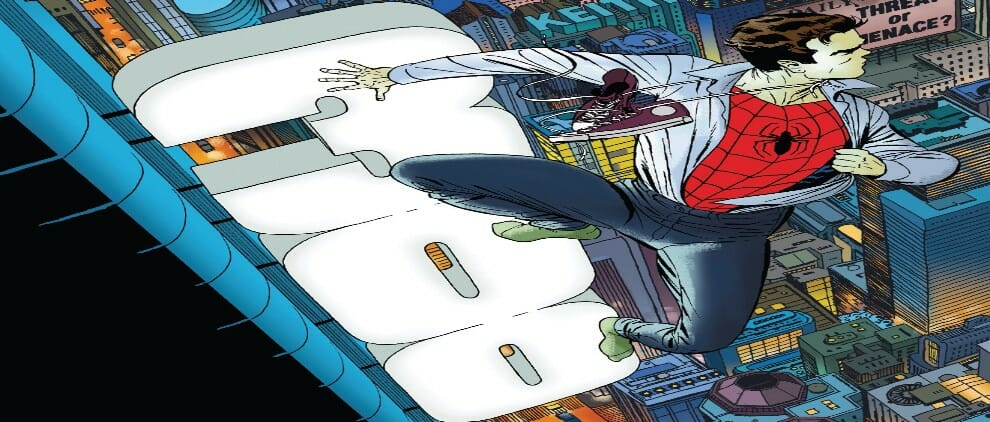 Peter Parker: The Spectacular Spider-Man #300 Review