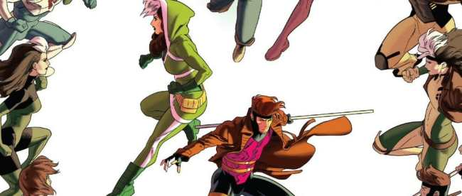 Rogue & Gambit #3 Review
