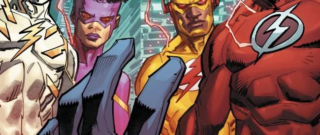 DC Comics The Flash #42 Review
