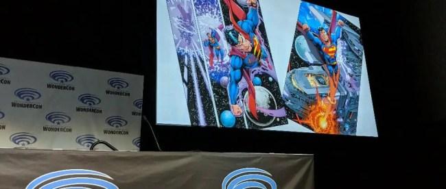 WonderCon 2018: DC Action Comics: Celebrating 80 Years Of Superman
