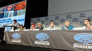 WonderCon 2018: DC Action Comics: Celebrating 80 Years Of Superman