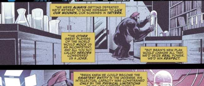 Titans Annual #2 Review