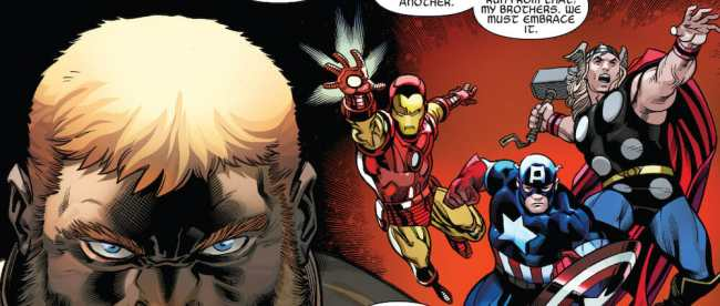 Marvel Comics Avengers #1 Review