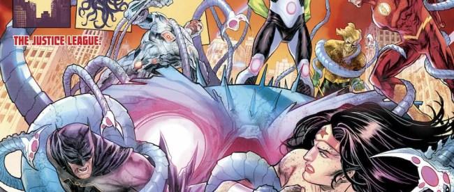 DC Comics Justice League: No Justice #1 Review