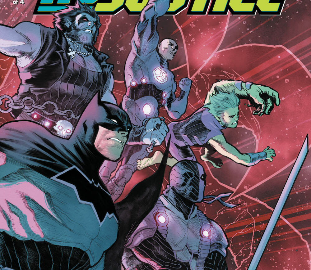 DC Comics Justice League - No Justice #2 Review
