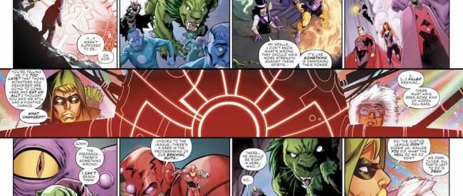 DC Comics Justice League - No Justice #2 Review