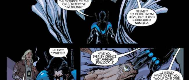 Nightwing #44 Review