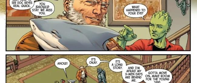 Old Man Logan #40 Review