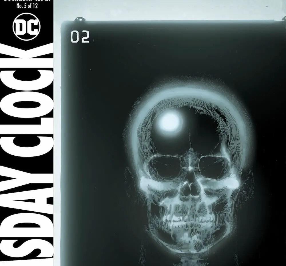 Doomsday Clock #5 Review