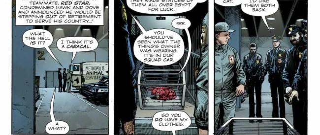 DC Comics Doomsday Clock #5 Review