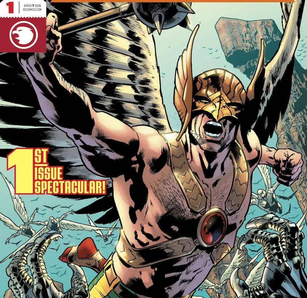 Hawkman #1 Review
