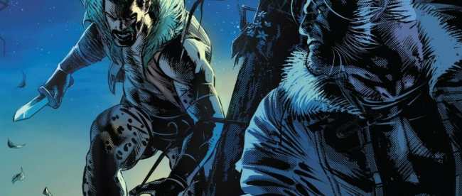 Old Man Logan #41 Review