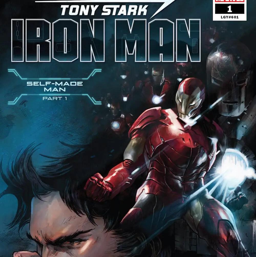 Tony Stark – Iron Man #1 Review