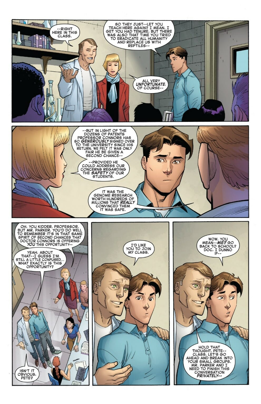 Amazing Spider-Man #2 Review - Comic Book Revolution