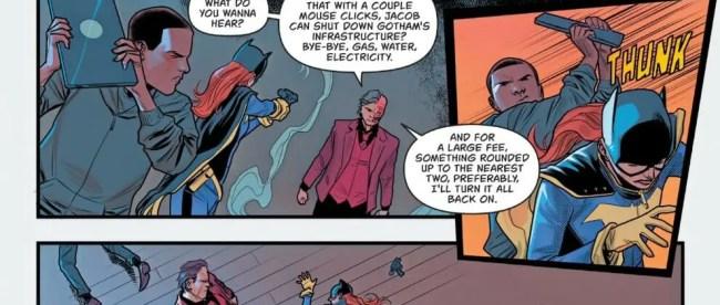 Batgirl #24 Review