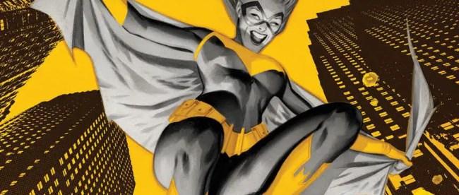 Batgirl #28 Cover