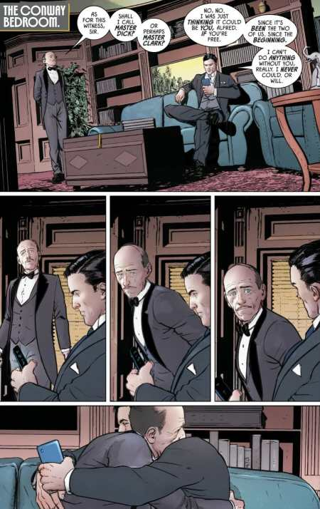 Batman #50 Highlight