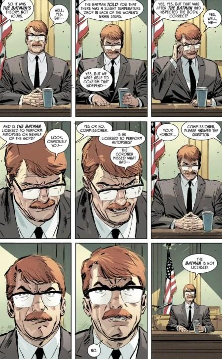 Batman #51 Highlight