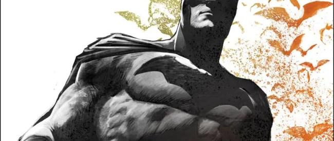 Batman Secret Files #1 Cover